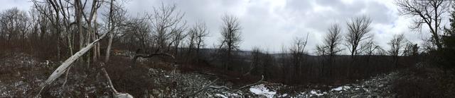 Bald Knob Panorama